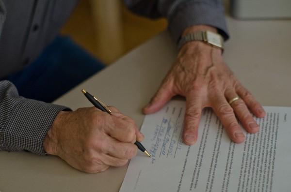 融資の保証人制度の法改正